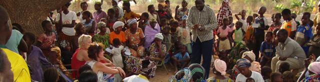Les microcrédits aux femmes