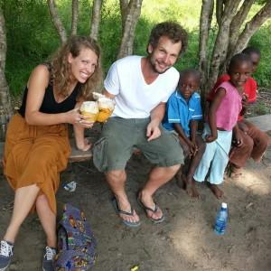 Coen de retour au kenya