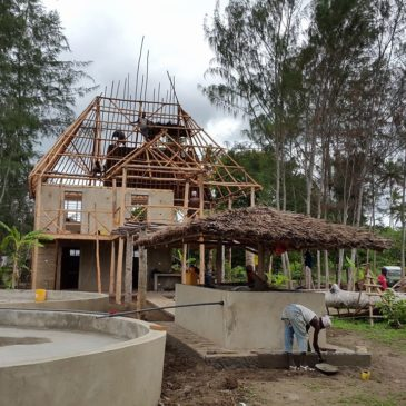 La ferme de spiruline au Kenya est en marche !