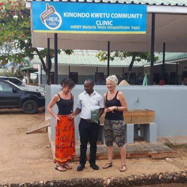 Notre spiruline au service des enfants malnutris au Kenya