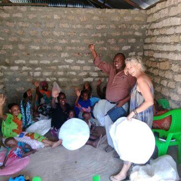 Don moustiquaires au Kenya par Secteur10