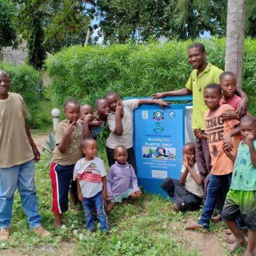 Secteur 10 se mobilise contre la pollution plastique au Kenya