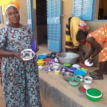La spiruline est à nouveau distribuée au Burkina Faso