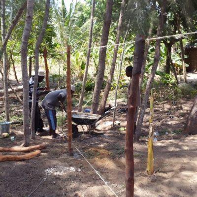 association secteur10 au Kenya, nouveau projet humanitaire spiruline