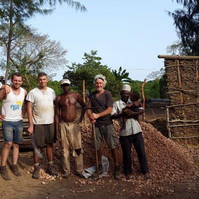 association humanitaire spiruline Secteur10 Kenya