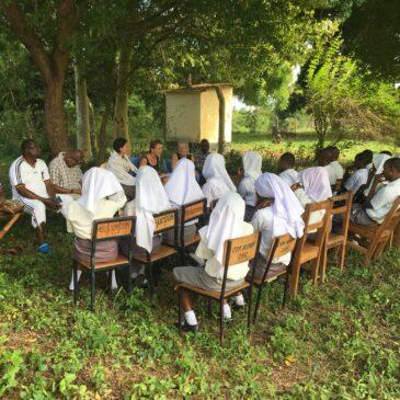 Parrainage d'étudiants kenyan par Secteur10