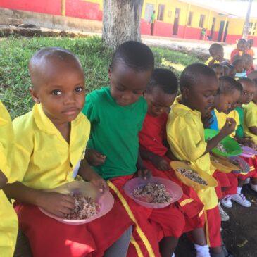 2eme programme alimentaire mis en place au Kenya par Secteur10